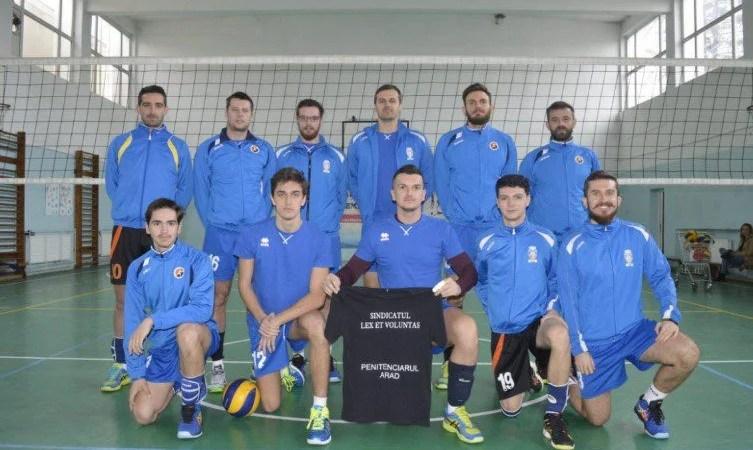 Pro Volei a învins la Brașov şi e lider în A2