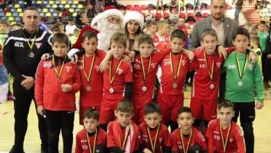 Photo of Echipele arădene au trebuit să se mulțumească cu locuri 2 și 3 în al doilea weekend al Cupei de Crăciun Atletico