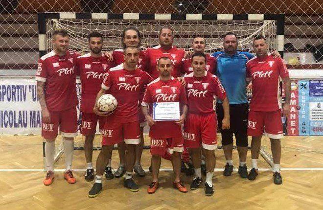 Utiștii au ocupat locul 2 la turneul caritabil organizat pentru Ionuț Popa, la Sânnicolau Mare