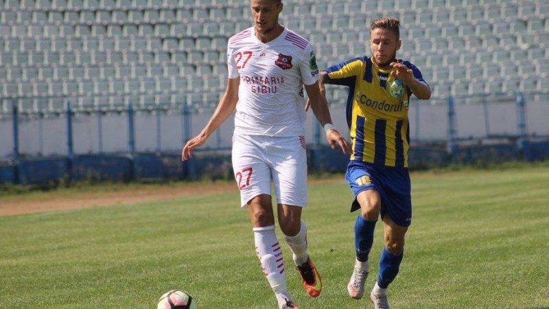Radu Crișan completează linia defensivă a UTA-ei, masivul fotbalist vine sub formă de împrumut de la Astra