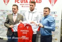 """Photo of Intențiile lui Crișan în tricoul """"roș-albilor"""": """"Îmi doresc să pun umărul la promovare, voi munci pentru un loc de titular"""""""