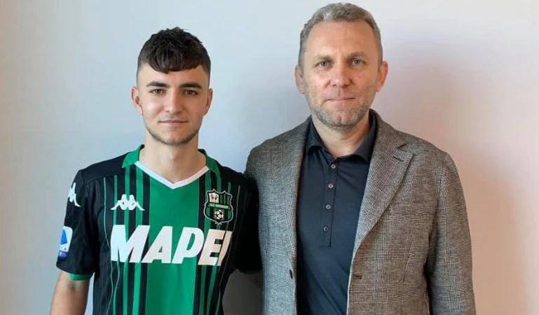 "Utistul Mitrov – cedat în Italia, la Sassuolo: ""Pas important în cariera sa"""