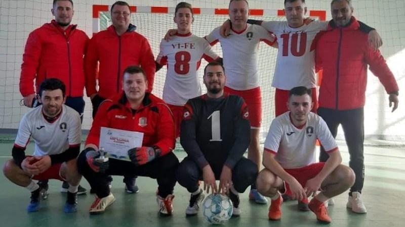 """Verdictul """"zonei"""" Șagu: VI-FE, printre cele mai bune echipe din județ la futsal"""