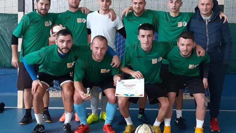 Șeitinul a lăsat Pecica pe dinafara campionatului județean de futsal