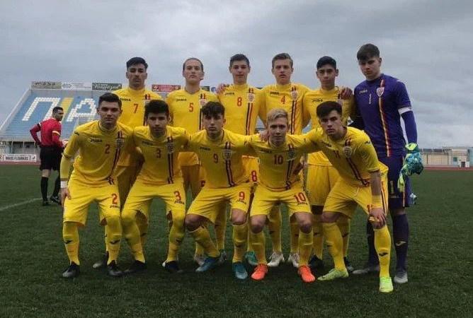 """Utistul Mihai, titular în ambele întâlniri ale """"tricolorilor"""" U16 contra Ciprului"""