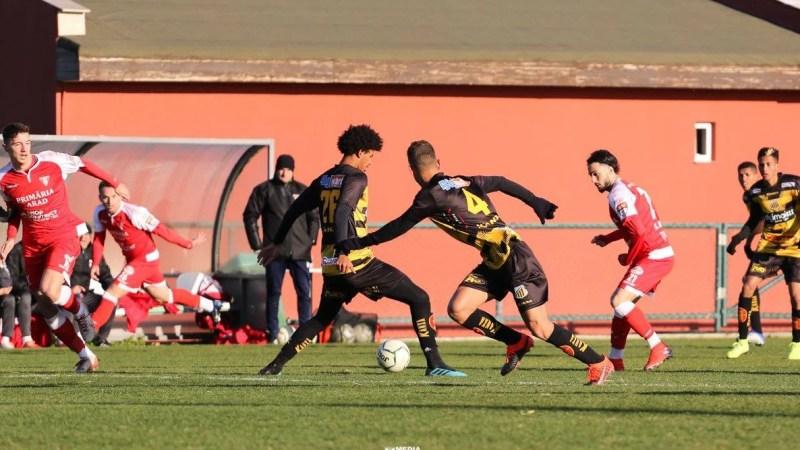 Prea multe ratări: UTA – Gremio Novorizontino  1-1