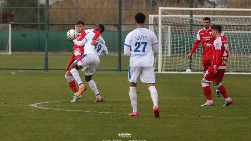 Primul test, prima victorie în Turcia: UTA – Racing Luxemburg 3-1
