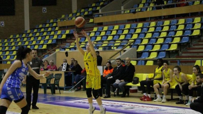 Antrenament…fără public la finalul sezonului regulat al LBNF: FCC Baschet Arad – Olimpia CSU Brașov 78-56