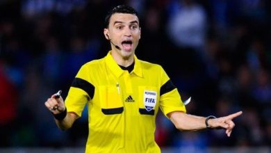 "Photo of Hațegan arbitrează pe ""Allianz Arena"", în Champions League!"