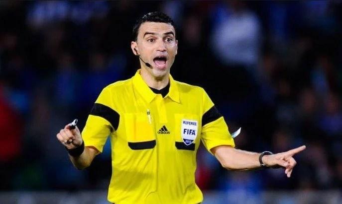 """Hațegan arbitrează pe """"Allianz Arena"""", în Champions League!"""