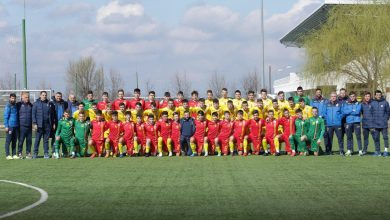 Photo of Șase fotbaliști arădeni, prezenți la stagiul de pregătire al naționalei Under 15