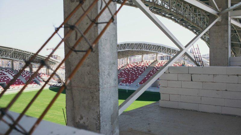 """Dosarul de licențiere al UTA-ei pentru Liga 1 este complet, cu speranța ca stadionul """"Francisc Neuman"""" să poată fi utilizat din vară!"""