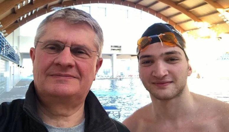 CSM Arad și-a luat înotător algerian cu genă de vicecampion mondial!