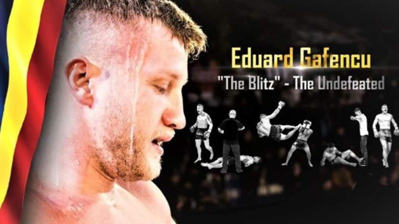 """Lovituri letale pe timp de pandemie: Poftiți în ring cu Edi """"The Blitz"""" Gafencu + VIDEO"""
