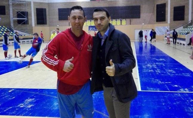 Loredan Bogdan a câștigat concursul online al arbitrilor arădeni și tricoul lui Hațegan