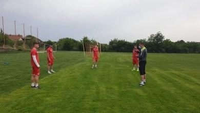 """Photo of Împărțiți în șapte grupe, utiștii au demarat pregătirea pentru sprintul spre Liga 1: """"Mai hotărâți ca niciodată să ne îndeplinim obiectivul!"""""""