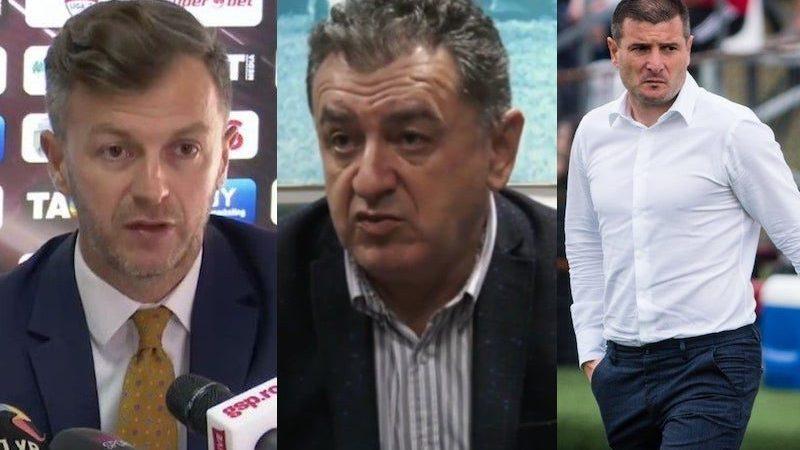 """FC Argeș nu crede că UTA ar trebui băgată în """"hora"""" play-offului, în timp ce Rapidul îi vrea pe arădeni în prima linie: """"Nu ar fi normal să promoveze direct cu atâtea puncte rămase în joc"""""""