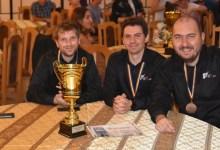 """Photo of Trei șahiști arădeni înfruntă sub """"tricolor"""" naționala Italiei"""