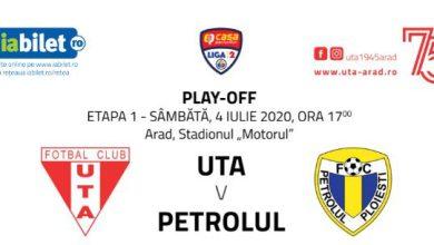 Photo of A demarat campania de vânzare a biletelor virtuale la UTA – Petrolul!