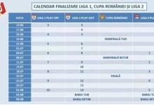 Photo of FRF-ul a decretat: Liga 1 și Liga a 2-a se vor încheiala 1 august, ultima prim divizionară pentru sezonul următor o aflăm o săptămână mai târziu