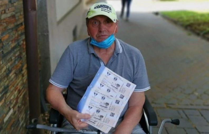 Aproape 2000 de bilete virtuale au ajuns la utiști, Emanuel Gherghel dă un exemplu puternic