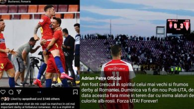Photo of Percepțiile lui Adi Petre despre FCSB – Dinamo și UTA – Poli