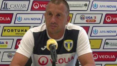 """Photo of Costel Enache a prefațat """"ciocnirea"""" de la Arad: """"Nu este cel mai ușor meci, dar trebuie să tratăm orice adversar la victorie! UTA are două variante"""""""