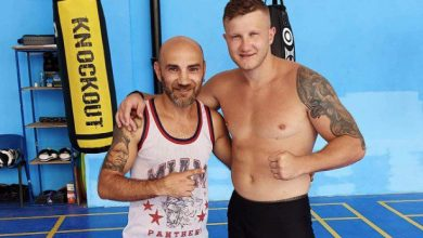 """Photo of """"Pantera"""" Tănăsie e convins: """"Edi Gafencu poate ajunge campionul lumii la categoria sa, e o plăcere să lucrez cu el"""" + VIDEO"""