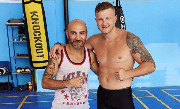 """""""Pantera"""" Tănăsie e convins: """"Edi Gafencu poate ajunge campionul lumii la categoria sa, e o plăcere să lucrez cu el"""" + VIDEO"""