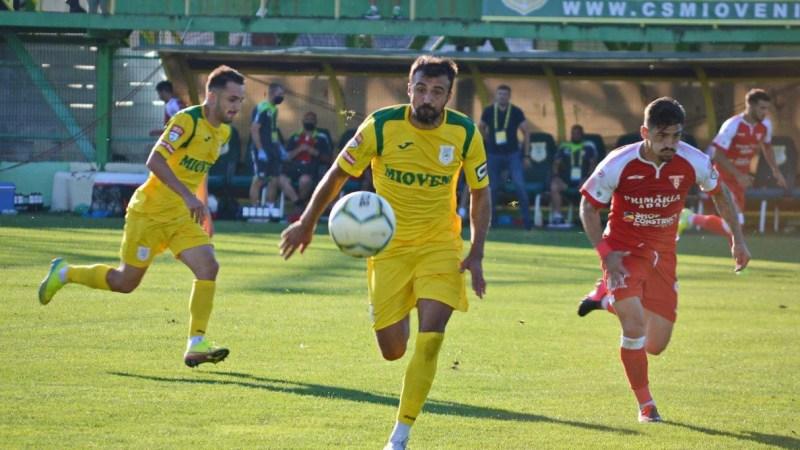 Live-text Liga a II-a, etapa a 3-a a play-offului: CS Mioveni – UTA 0-2, final