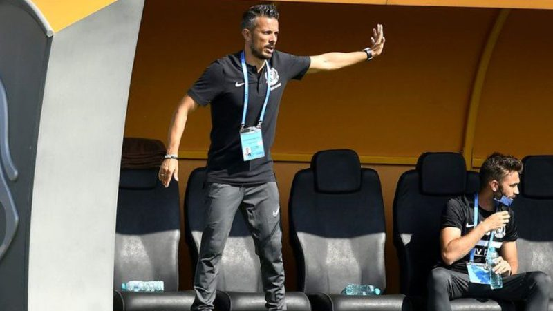 """De la Barrera Fernandez nu a găsit ac de cojocul UTA-ei: """"Nu au funcționat perfect relațiile de joc, să fim mai buni de la meci la meci"""""""
