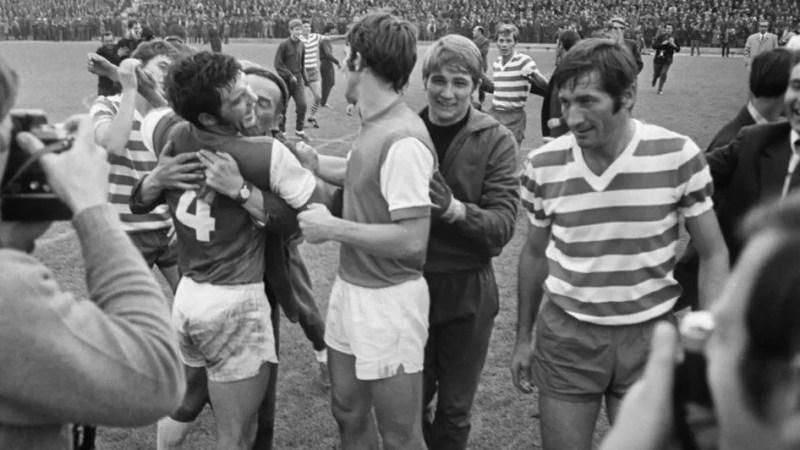"""O jumătate de secol de la cea mai frumoasă zi a Aradului: UTA producea a """"Opta Minune a Lumii"""" contra marelui Feyenoord!"""