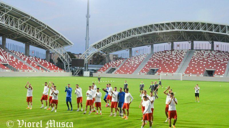 """Clubul UTA își strigă oful și cu privire la stadion: """"Căutăm să-l facem funcțional, dar cui cerem acordul pentru schimbările ce trebuie făcute?!"""" Abonamentele – în stand-by"""