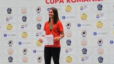 Photo of Talerista arădeană Briana Vărcuş, medalie de aur la Cupa României