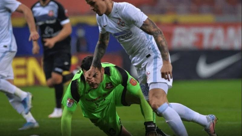 Liga 1, etapa a 8-a: FCSB, cu Man printre marcatori, șterge pe jos cu Hermannstadt și o ține pe UTA pe loc de play-off!