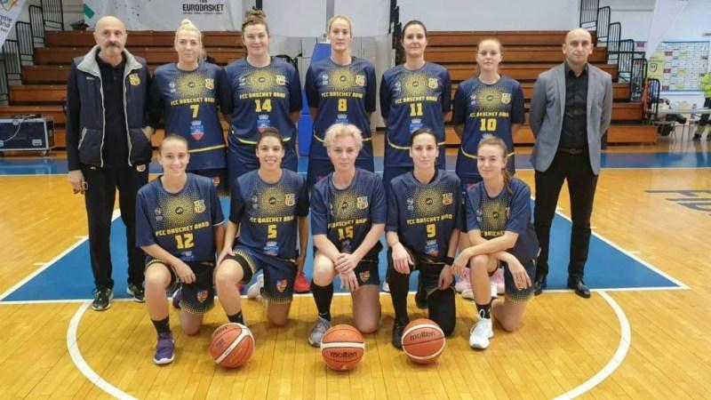 Ghinioniste la tragerea la sorți pentru Cupa, baschetbalistele arădene se concentrează pe campionatul ce începe la București pe 24 noiembrie