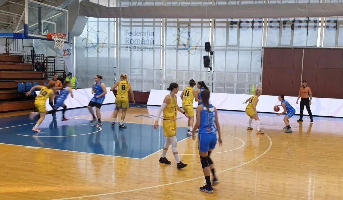 FCC-ul a surclasat-o pe Olimpia Brașov, dar arădencele au nevoie de noroc pentru a juca în Final Four-ul Cupei României
