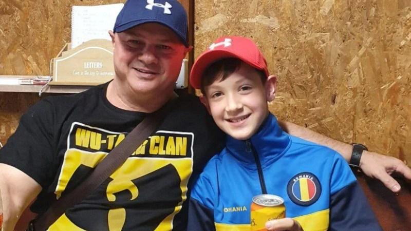 Pe urmele unchiului: Răzvan Şirian Cihărean e dublu campion național la haltere!