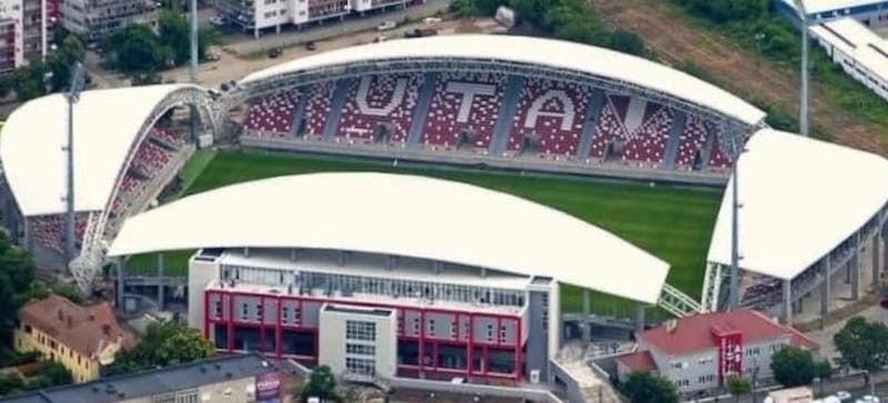 Stadionul UTA poate să pună Aradul pe harta competiţiilor sportive (P)