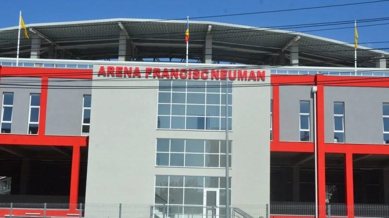 """În sfârșit, s-a terminat recepția arenei """"Francisc Neuman"""": Când devine UTA chiriaș cu acte în regulă?"""