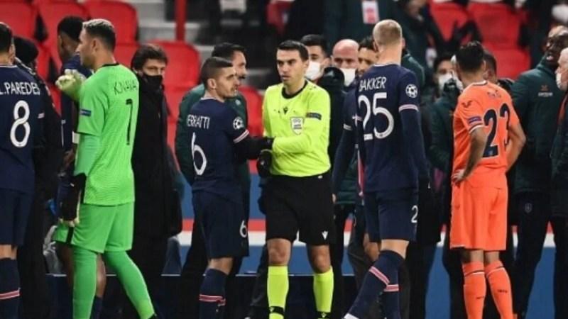 UEFA a exclus rasismul din scandalul de la PSG – Istanbul Basaksehir, arădeanul Hațegan poate arbitra din nou în Champions League!