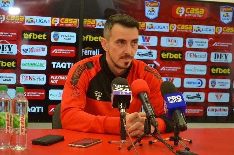 """Ioan Hora, fără resentimente față de FCSB: """"Dacă marchez doar mă voi bucura pentru actuala mea echipă!"""" Ce spune utistul despre Man și viitorul lui?"""