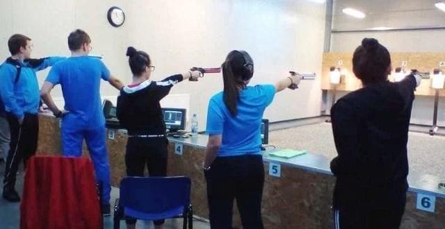 Pistolarii arădeni au ţintit medalii în Cupa României