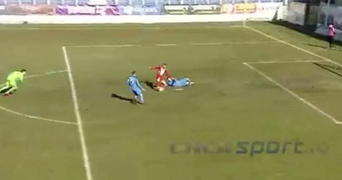 Utistul Antal a reușit cel mai rapid gol stagional din Casa Liga 1!