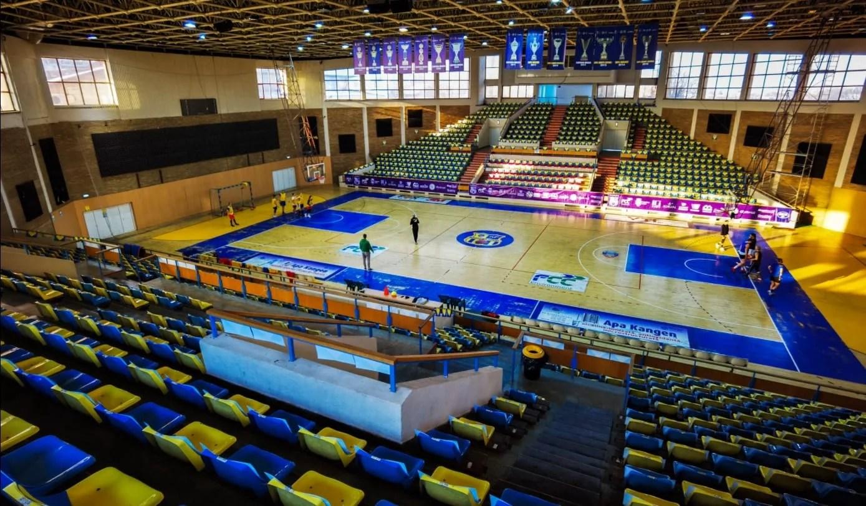 """Sala Sporturilor """"Victoria"""" găzduiește două turnee ale returului LBNF: Va valorifica FCC Baschet UAV Arad avantajul terenului propriu în fața rivalei CSM Satu Mare?"""