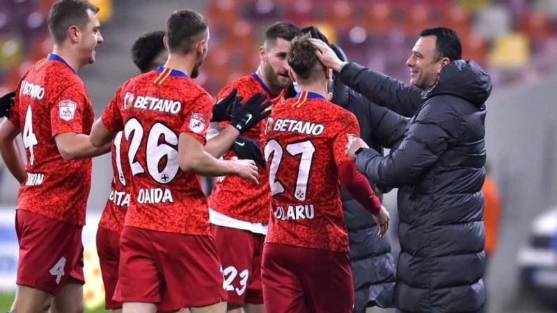 Liga I, etapa a 24-a: FCSB o bate pe Chindia după două eșecuri la rând, Sepsi – la a 6-a remiză consecutivă
