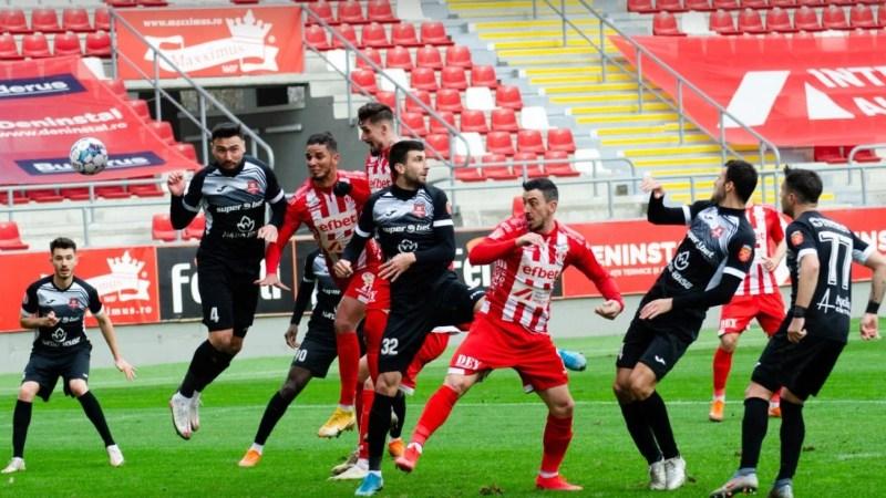 Livetext Liga I, ora 13,30: UTA – Hermannstadt 1 – 1, final