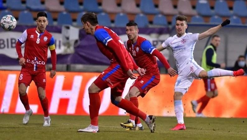 """Liga I, etapa a 25-a: FCSB-ul ține Botoșaniul în bătaia puștii utiste, Hermannstadt pierde puncte importante în economia """"play-outului"""""""