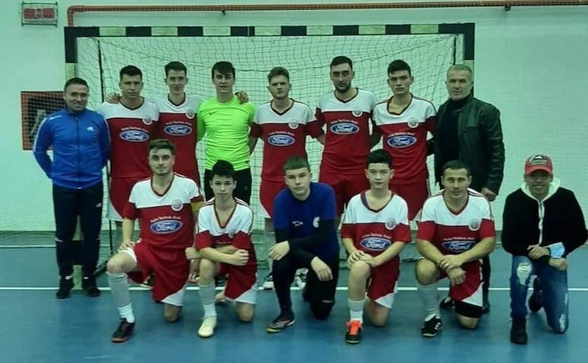 Șimandul termină fără victorie sezonul regulat al ligii secunde la futsal, dar și-a luat biletele, chiar la Arad, pentru Cupa României