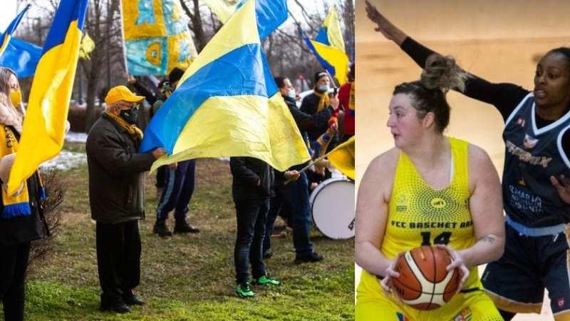 """Show """"galben-albastru"""" pentru locul pe podium la finalul turului: FCC Baschet UAV Arad – Phoenix CSU Simona Halep 73-62"""